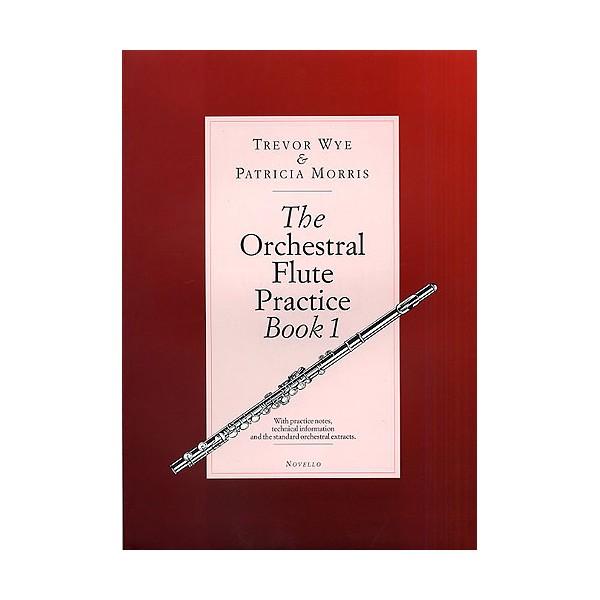 Trevor Wye: The Orchestral Flute Practice Book 1 - Wye, Trevor (Artist)