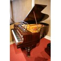 SOLD - Schiedmayer Grand Piano (Re-Built Antique)
