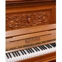 Berdux Upright Piano Walnut Satin