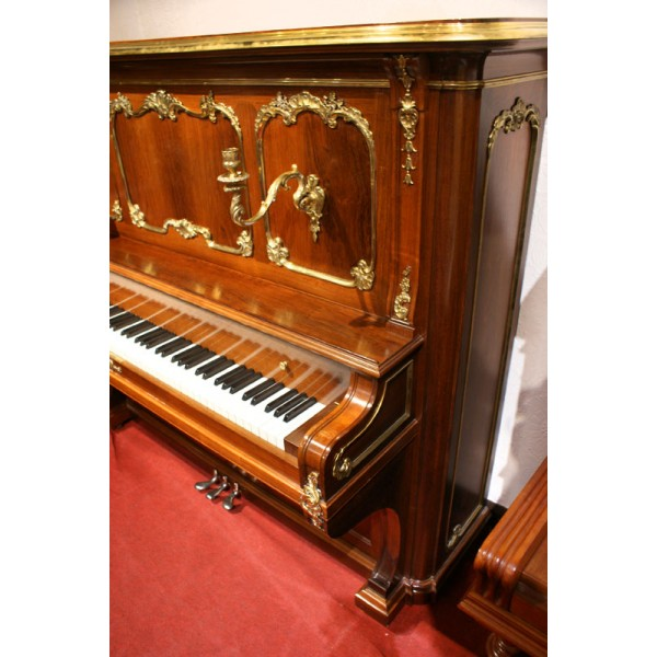 SOLD - Biddle Upright Piano
