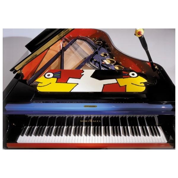 Schimmel K213 Otmar Alt Grand Piano (to order)