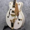Gretsch G5422TDCG Snow-Crest White
