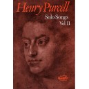 Purcell, Henry - Solo Songs Volume II (Volume 2)