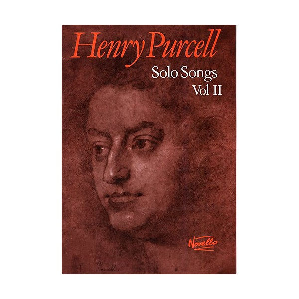 Henry Purcell: Solo Songs Volume II - Purcell, Henry (Artist)
