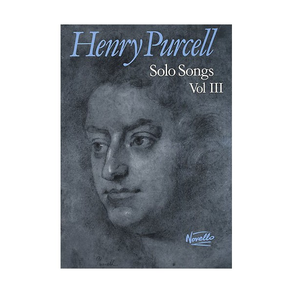 Henry Purcell: Solo Songs Volume III - Purcell, Henry (Artist)