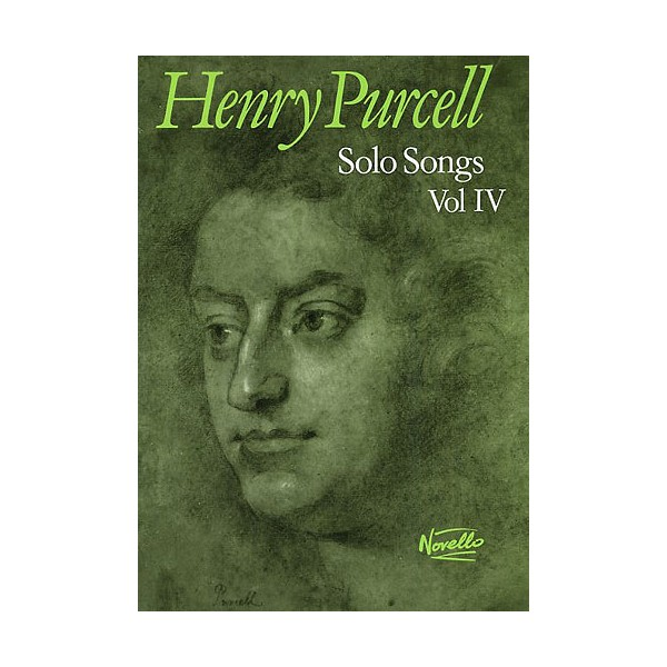 Henry Purcell: Solo Songs Volume IV - Purcell, Henry (Artist)