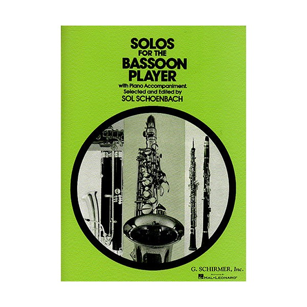 Solos For The Bassoon Player - 0