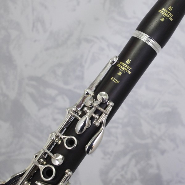 Buffet E12 F Clarinet Outfit