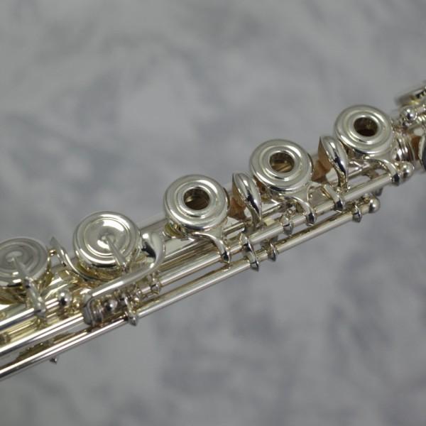Altus 907CH (Closed Hole) Flute Outfit