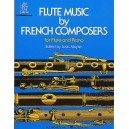 Flute Music By French Composers For Flute And Piano - Moyse, Louis (Editor)