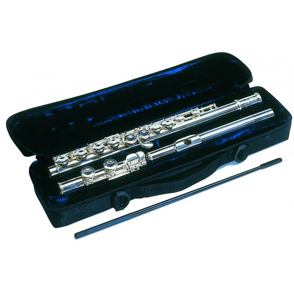 Trevor James 10x  E MkIII Straight Flute Outfit