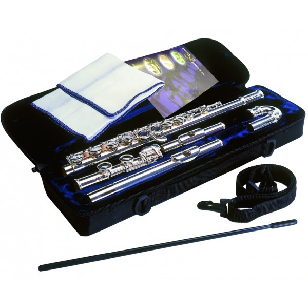 Trevor James 10x  E MkIII Straight and Curved Flute Outfit