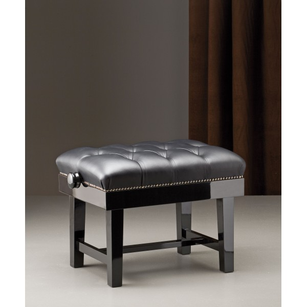 CGM 125 Queen Piano Stool - Large Format Single Adjustable Stool