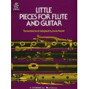 Little Pieces For Flute And Guitar - 0