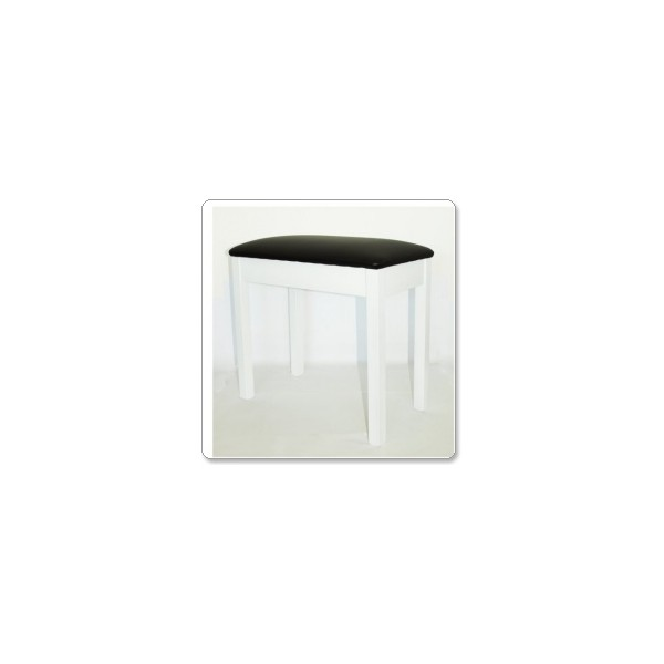 Kawai Digital Piano Stool - Satin White