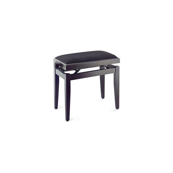 Stagg Piano Bench - Rosewood Matte
