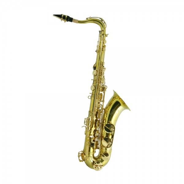 Trevor James SR Tenor Sax Outfit (Gold Lacquered)