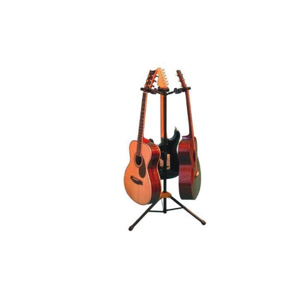 Hercules GS432 Tri Guitar Stand