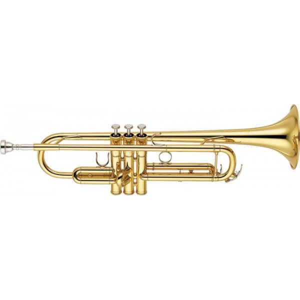 Yamaha YTR6335II Bb Trumpet Outfit