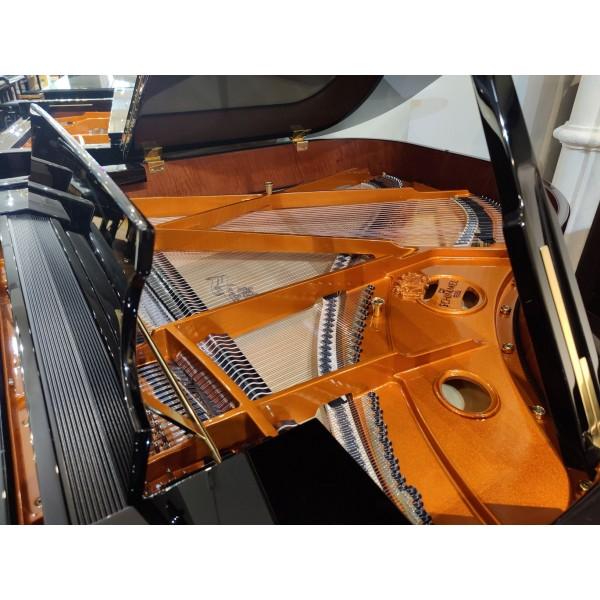 Schimmel C169T Grand Piano interior