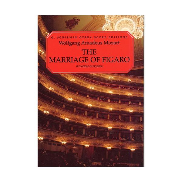 W.A. Mozart: Le Nozze Di Figaro (Vocal Score) - Mozart, Wolfgang Amadeus (Artist)
