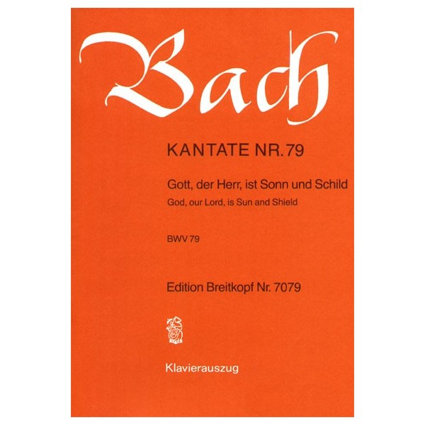 Bach, J S - Cantata Number 79 (BWV79)