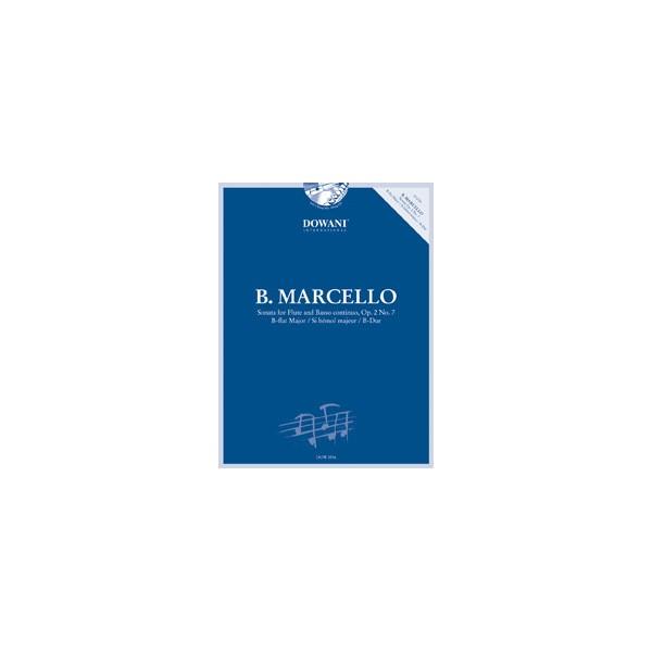 Marcello, Benedetto - Flute Sonata in Bb