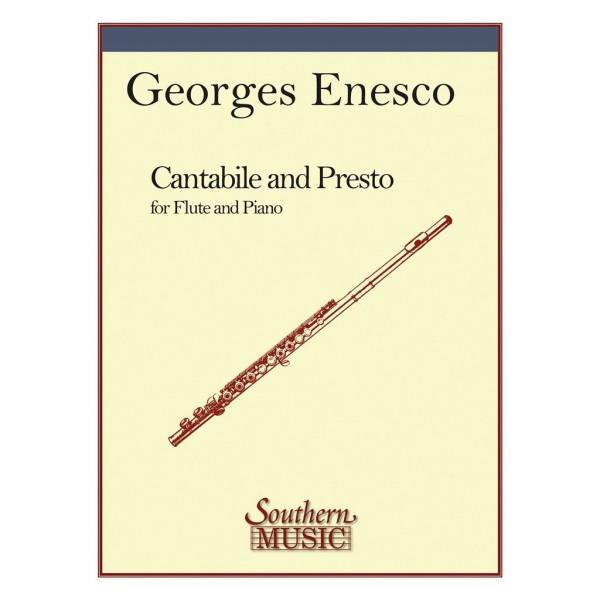 Enesco - Cantabile et Presto