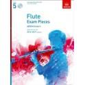 Flute Exam Pieces 2014-17 Grade Five