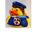 Viennese Choirboy Rubber Duck (Blue)