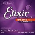 Elixir 80/20 Acoustic Guitar String Packs