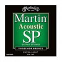 Martin SP Phosphor Bronze Acoustic Guitar String Packs