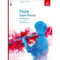 Flute Exam Pieces 2014-17 Grade Four