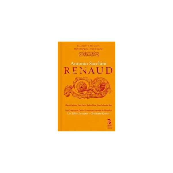 Antonio Sacchini Renaud - Les Talens Lyriques with Christophe Rousset