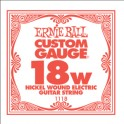 Ernie Ball Nickel Wound Electric Single Guitar String