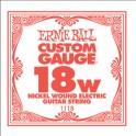 Ernie Ball Nickel Wound Electric Single Guitar String