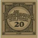 Ernie Ball Earthwood 80/20 Bronze Acoustic Single Guitar String