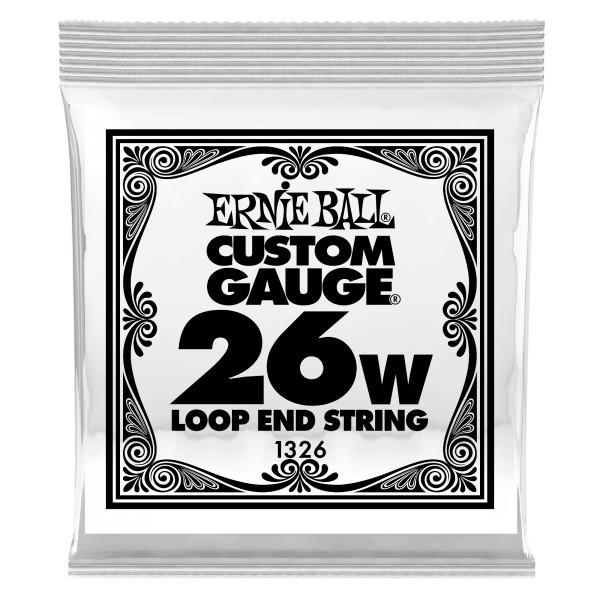 Ernie Ball Banjo/Mandolin Loop End Single Strings