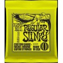 Ernie Ball Slinky Electric Guitar String Packs