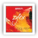 D'Addario Zyex 4/4 Medium Violin Strings