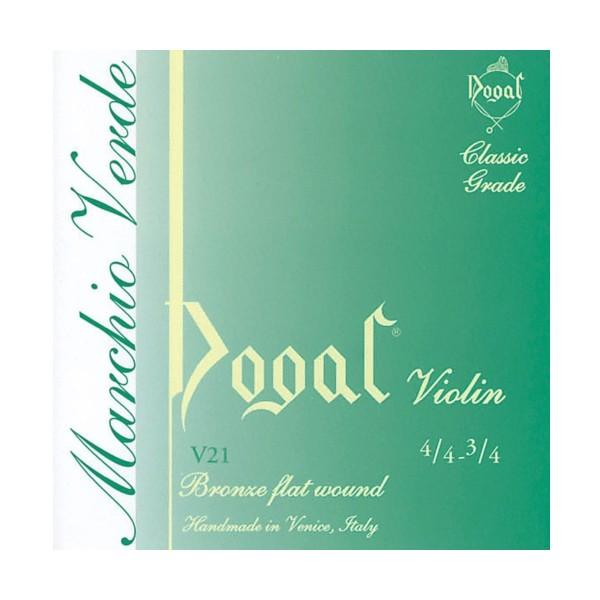 Dogal Green Label Violin Strings