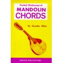 Pocket Dictionary Of Mandolin Chords - Allen, Charles (Artist)