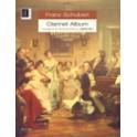 Schubert Clarinet Album