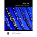 Rae, James - 38 More Modern Studies for Solo Clarinet