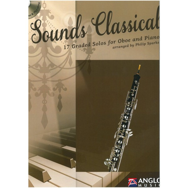 Sounds Classical for Oboe (arr Sparke)