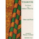 Tchaikovsky, P I - 6 Pieces from The Children's Album