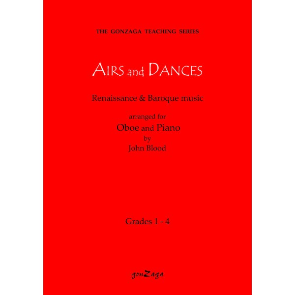Airs & Dances for Oboe