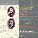 Volume 19 Mackenzie and Tovey Piano Concertos Steven Osborne, BBC Scottish Symphony Orchestra with Martyn Brabbins