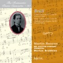 Volume 20 Brüll Piano Concertos Martin Roscoe, BBC Scottish Symphony Orchestra with Martyn Brabbins