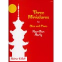 Harty, Hamilton - Three Miniatures